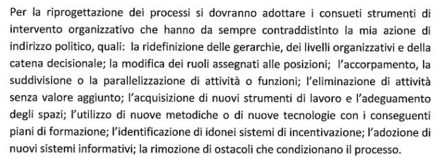 Punto 1 del programma di Tavecchio: tutto chiaro